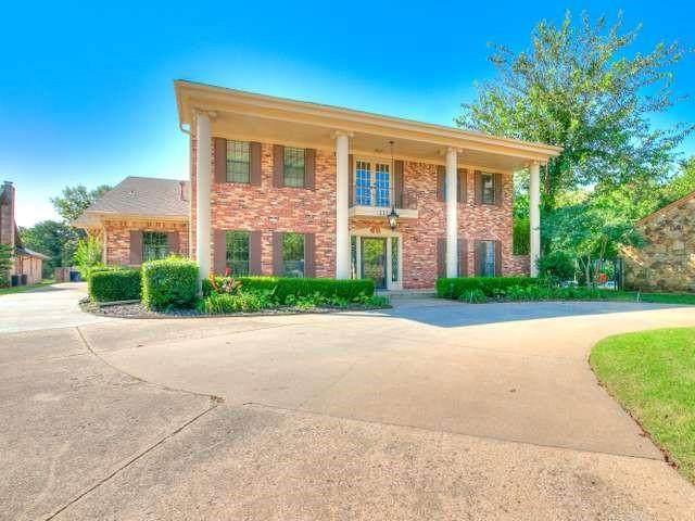 11116 Blue Stem Back Road, Oklahoma City, OK 73162 (MLS #930282) :: Homestead & Co