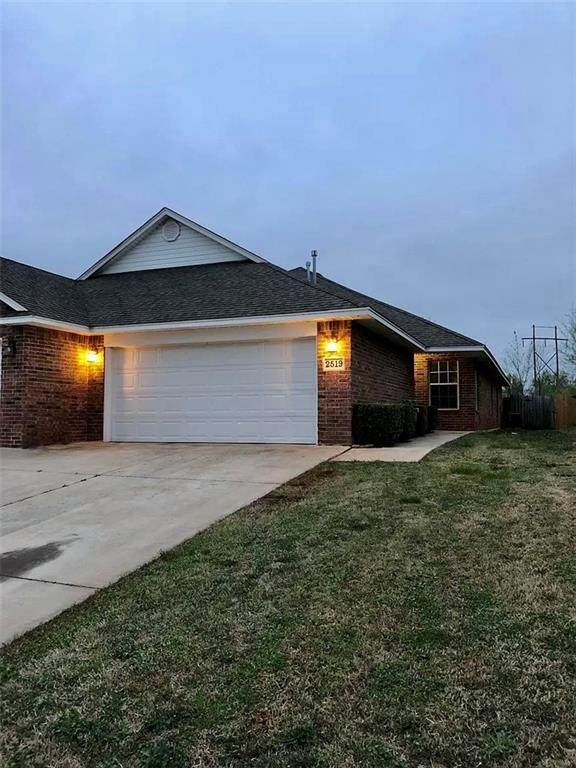 2519 W Oklahoma And 2517 Avenue, Guthrie, OK 73044 (MLS #930445) :: ClearPoint Realty