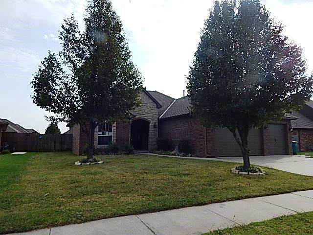4708 SW 124th Place, Oklahoma City, OK 73173 (MLS #930659) :: ClearPoint Realty