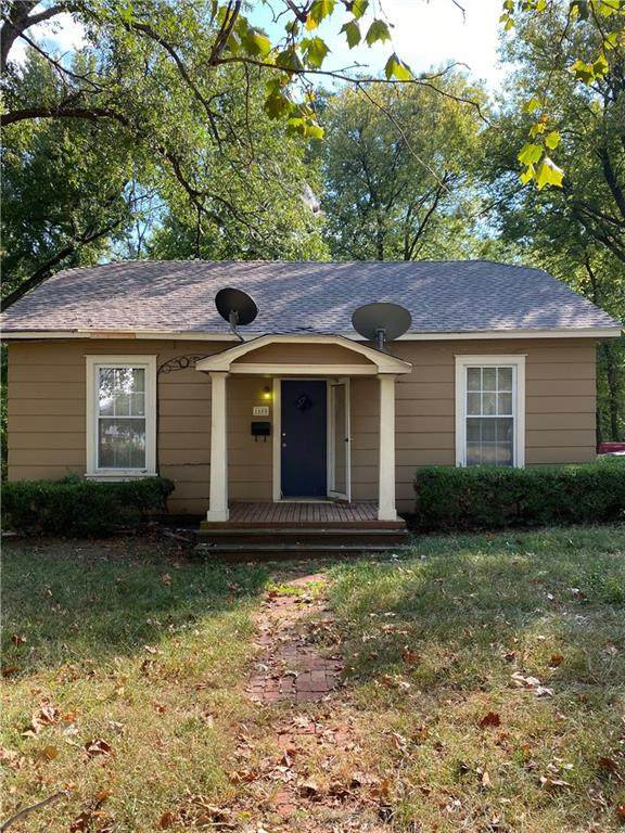 1605 W Mansur Avenue, Guthrie, OK 73044 (MLS #931420) :: Homestead & Co