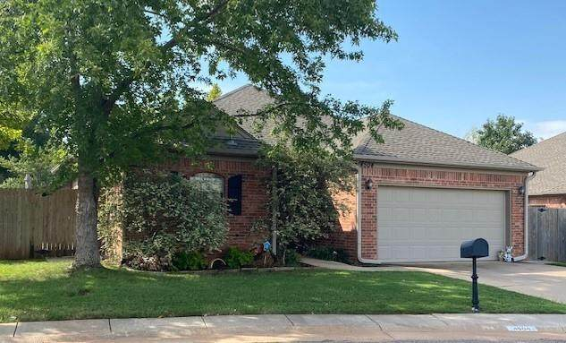 4504 NW 118th Street, Oklahoma City, OK 73120 (MLS #931659) :: The UB Home Team at Whittington Realty
