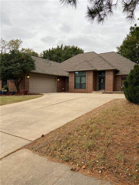 3105 Aerie Drive, Edmond, OK 73013 (MLS #932093) :: Homestead & Co