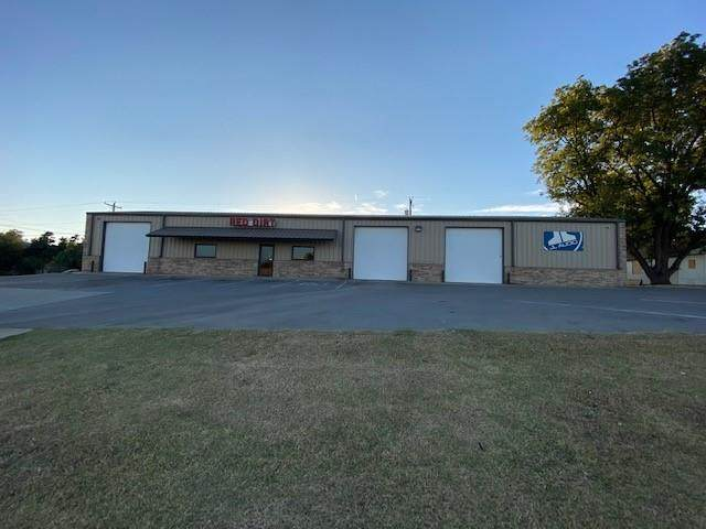 310 S 4th Street, Clinton, OK 73601 (MLS #932154) :: ClearPoint Realty
