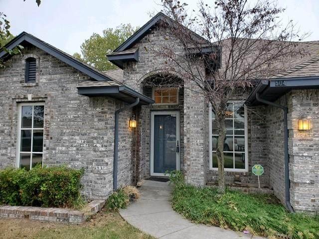 504 SW 155th Court, Oklahoma City, OK 73170 (MLS #932580) :: The Oklahoma Real Estate Group