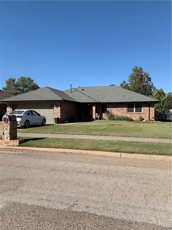 317 NE 12th Street, Newcastle, OK 73065 (MLS #932602) :: The Oklahoma Real Estate Group