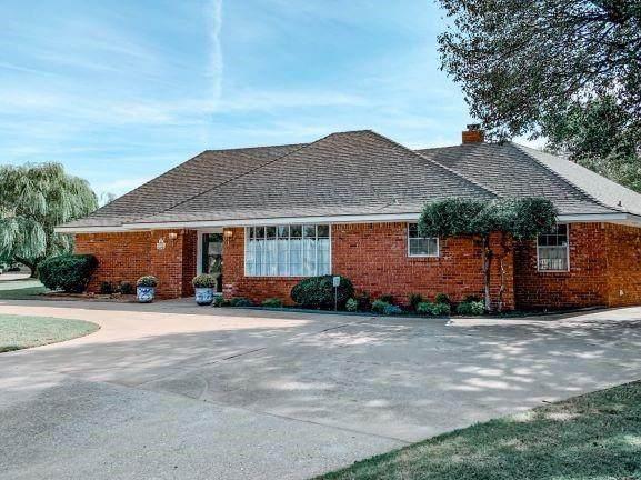 9737 S Manor Circle, Oklahoma City, OK 73139 (MLS #932712) :: The Oklahoma Real Estate Group