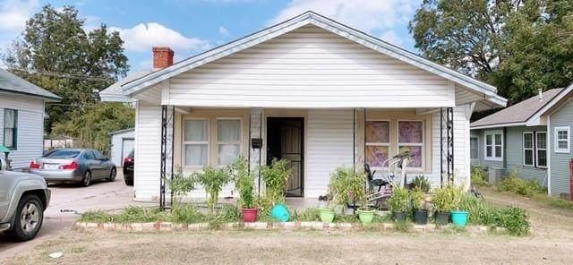 1121 NW 29th Street, Oklahoma City, OK 73106 (MLS #932888) :: Keri Gray Homes