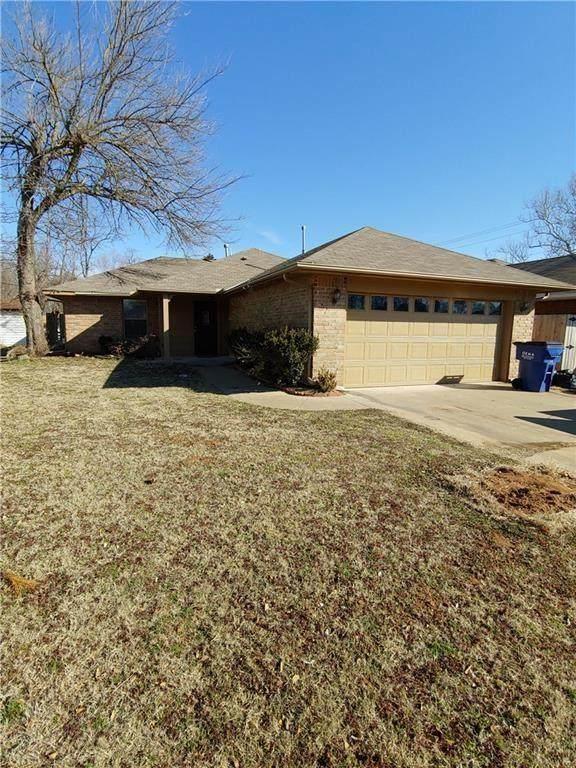 119 E Forster Lane, Mustang, OK 73064 (MLS #932937) :: Homestead & Co