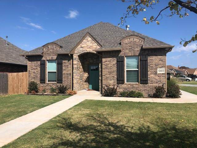 13401 Cross Vine Court, Oklahoma City, OK 73170 (MLS #932984) :: Keri Gray Homes