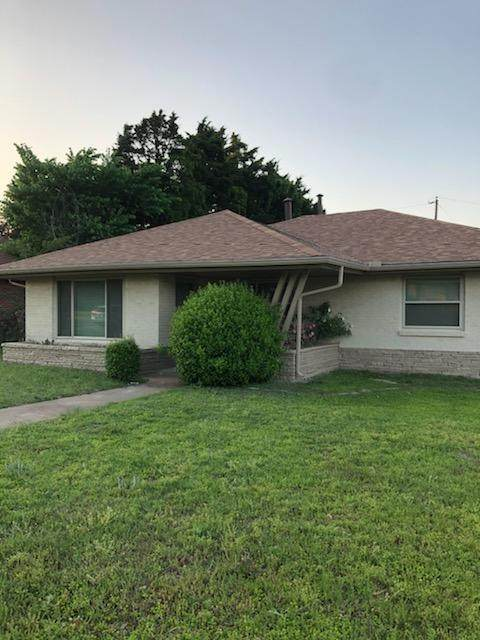 1237 NE 46th Street, Oklahoma City, OK 73111 (MLS #933036) :: Homestead & Co
