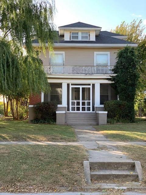 320 S Roberts Avenue, El Reno, OK 73036 (MLS #933446) :: Homestead & Co