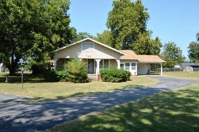 722 E Wrangler Boulevard, Seminole, OK 74868 (MLS #933537) :: The UB Home Team at Whittington Realty