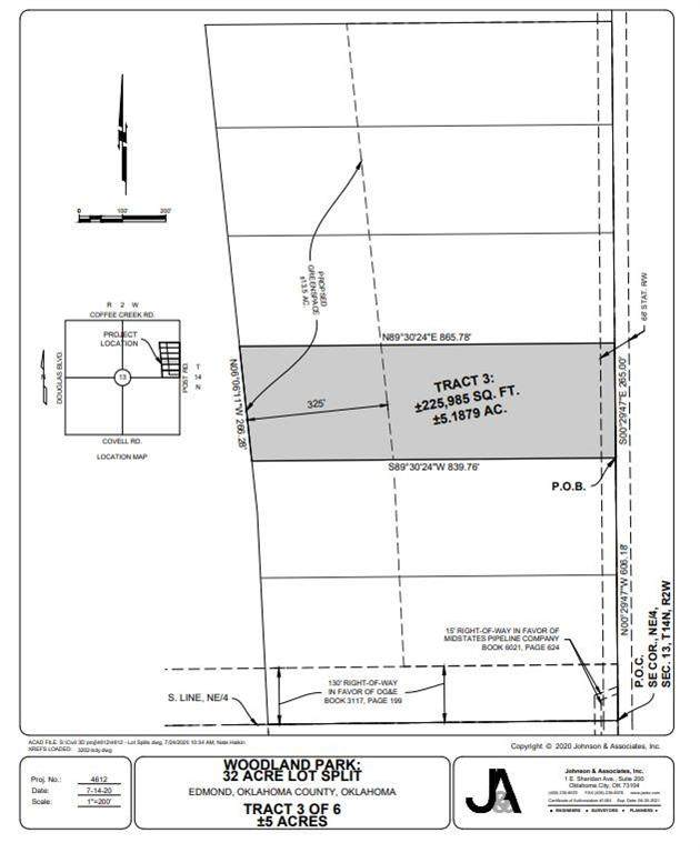 Post Road, Edmond, OK 73034 (MLS #933680) :: ClearPoint Realty