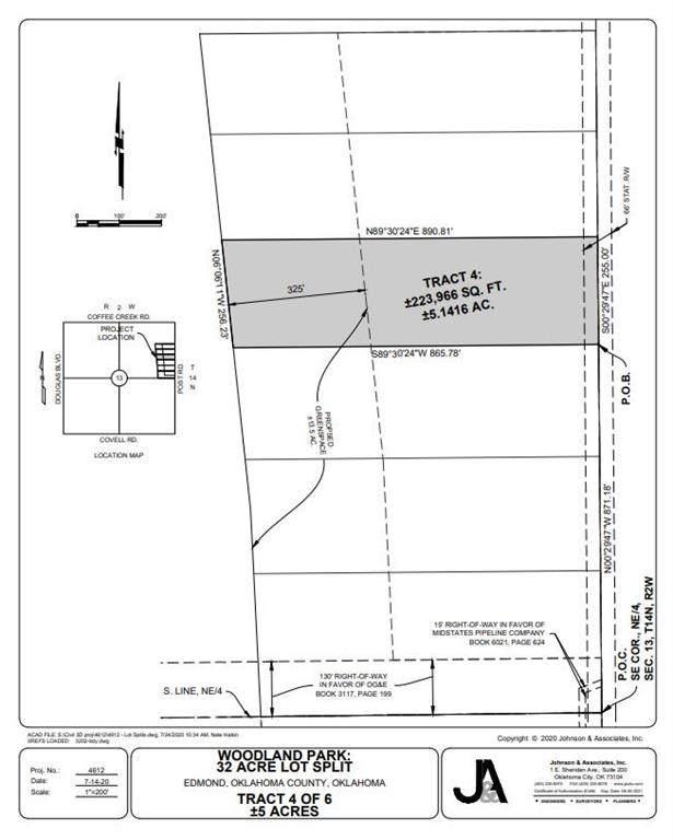 Post Road, Edmond, OK 73034 (MLS #933687) :: ClearPoint Realty