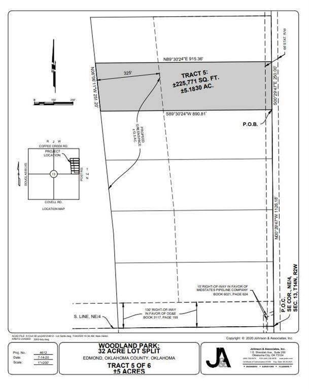 Post Road, Edmond, OK 73034 (MLS #933689) :: ClearPoint Realty