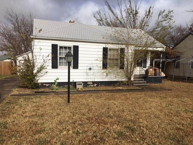 3817 NW 26th Street, Oklahoma City, OK 73107 (MLS #937009) :: Homestead & Co