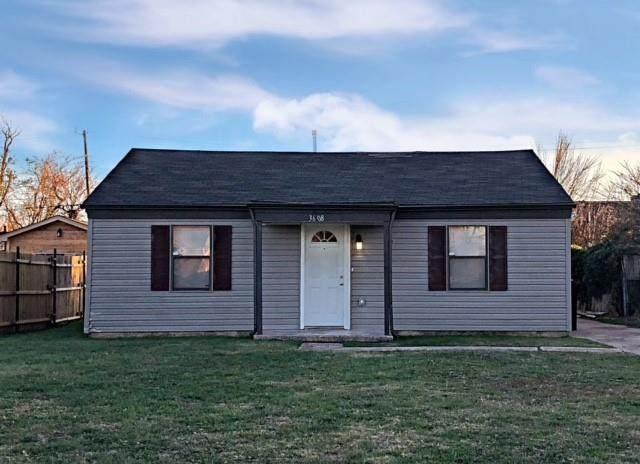 3608 NW 17th Street, Oklahoma City, OK 73107 (MLS #937045) :: Homestead & Co
