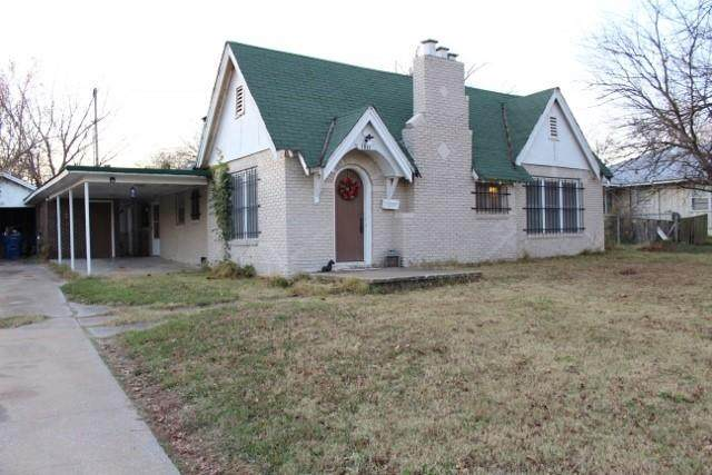 1011 Roosevelt Street, Seminole, OK 74868 (MLS #937183) :: Homestead & Co
