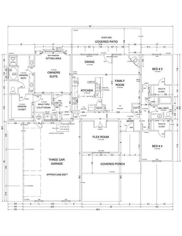 7208 SW 103rd Street, Oklahoma City, OK 73169 (MLS #938289) :: Erhardt Group at Keller Williams Mulinix OKC