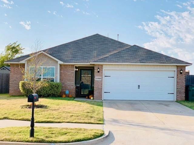 13105 Beaumont Drive, Piedmont, OK 73078 (MLS #941058) :: Homestead & Co