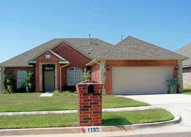1132 Glen Eagles Court, Norman, OK 73072 (MLS #941285) :: Homestead & Co