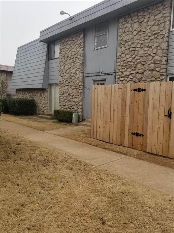 6024 NW Expressway B, Oklahoma City, OK 73132 (MLS #941371) :: Homestead & Co