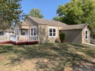 808 N Oliver Avenue, Elk City, OK 73644 (MLS #941522) :: Homestead & Co