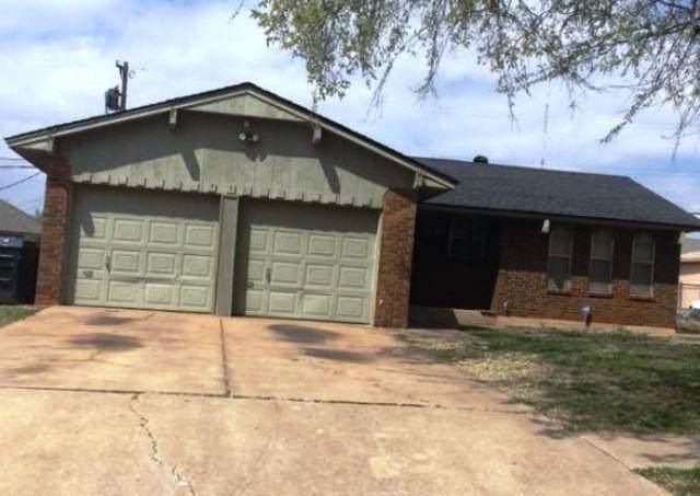713 NE 83rd Street, Oklahoma City, OK 73114 (MLS #941747) :: The UB Home Team at Whittington Realty
