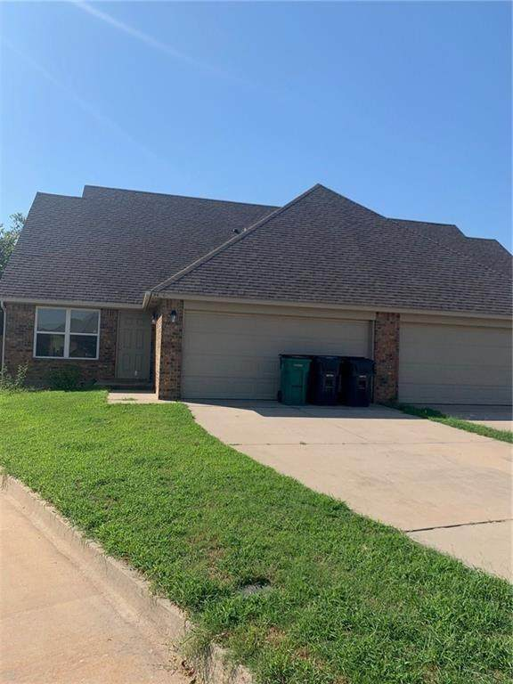 9602 SW 17th Street, Oklahoma City, OK 73128 (MLS #941984) :: ClearPoint Realty