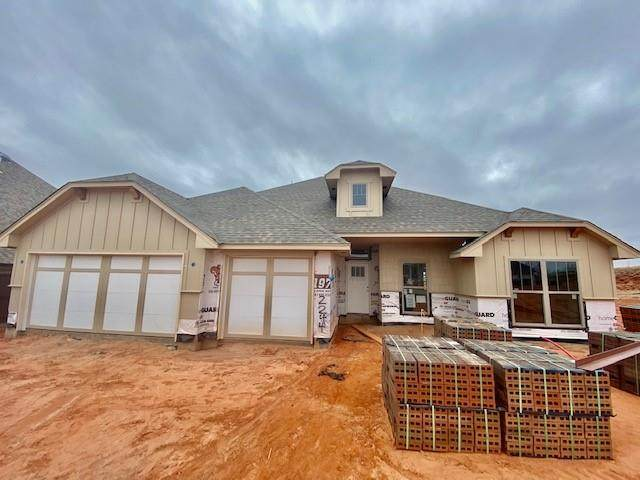 2244 E Kellan Court Terrace, Mustang, OK 73064 (MLS #943340) :: KG Realty