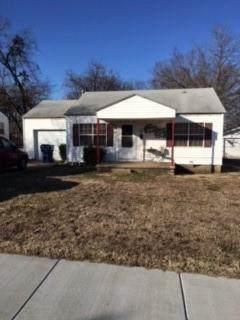 609 W Locust Street, Tecumseh, OK 74873 (MLS #943486) :: KG Realty