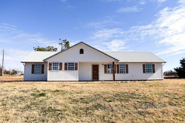 482 County Road 1399, Chickasha, OK 73018 (MLS #944371) :: KG Realty
