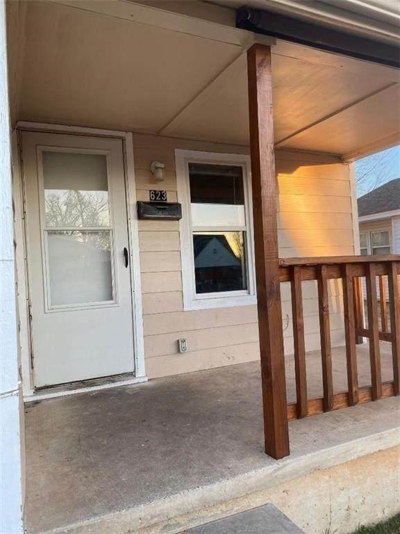 623 S Miles Avenue, El Reno, OK 73036 (MLS #944950) :: KG Realty
