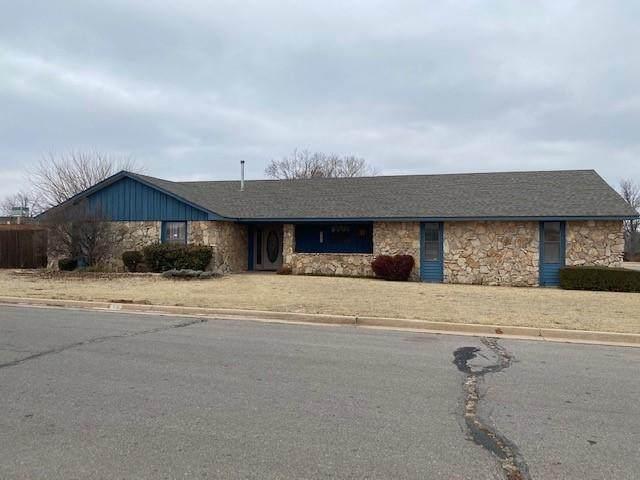 101 Regency Drive, Clinton, OK 73601 (MLS #944980) :: Homestead & Co
