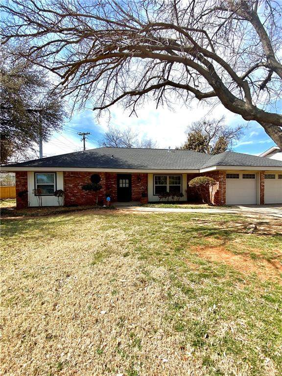 5701 N Virginia Avenue, Oklahoma City, OK 73118 (MLS #947902) :: Homestead & Co