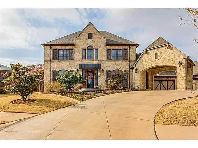 2309 Lone Tree Trail, Edmond, OK 73034 (MLS #948467) :: KG Realty