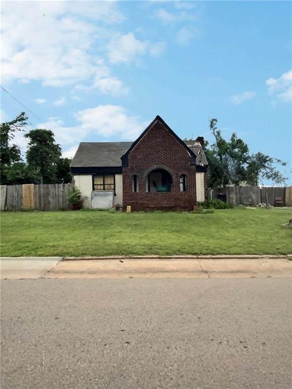 1713 N Stonewall Avenue, Oklahoma City, OK 73111 (MLS #949066) :: KG Realty