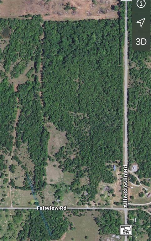 S Hwy 9A Highway, Tecumseh, OK 74873 (MLS #950006) :: Keller Williams Realty Elite