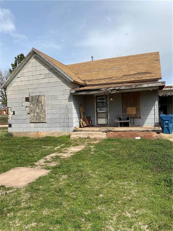 125 E 8th Street, Custer City, OK 73639 (MLS #950129) :: Maven Real Estate