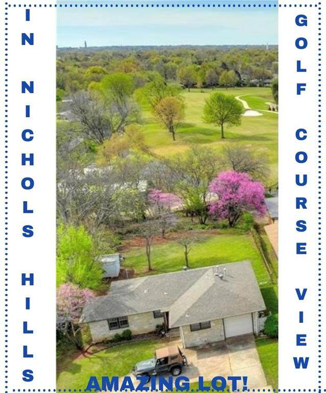 1734 NW 63rd Street, Nichols Hills, OK 73116 (MLS #950284) :: Homestead & Co