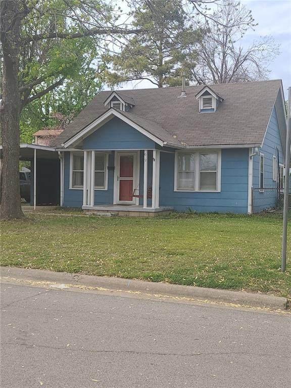 619 Kansas Street, Norman, OK 73069 (MLS #950334) :: KG Realty