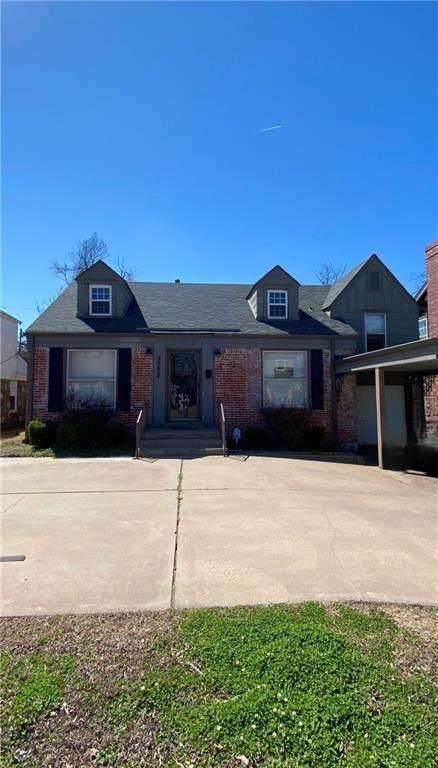 2532 NW 30th Street, Oklahoma City, OK 73112 (MLS #950496) :: Homestead & Co