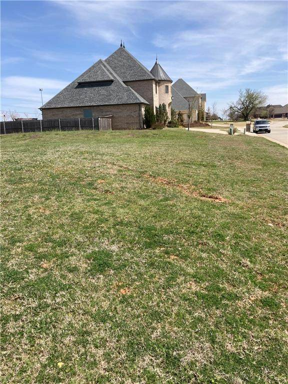525 Oak Summit Road, Edmond, OK 73025 (MLS #952154) :: Homestead & Co