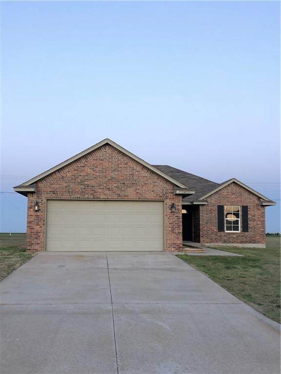 1409 Mallard Way, Cordell, OK 73632 (MLS #952351) :: Maven Real Estate