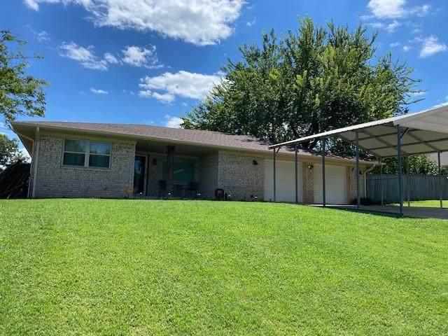 406 Gauger Avenue, Rush Springs, OK 73082 (MLS #952768) :: KG Realty
