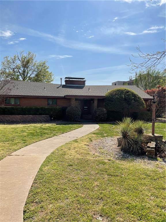 2812 Mockingbird Lane, Midwest City, OK 73110 (MLS #953330) :: Maven Real Estate