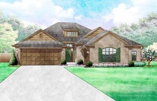 1536 SW 157th Street, Moore, OK 73170 (MLS #953348) :: Maven Real Estate