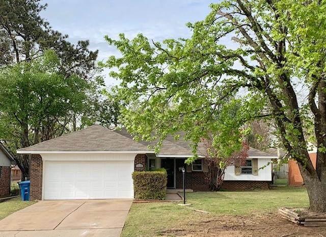 1113 W Woodcrest Drive, Midwest City, OK 73110 (MLS #953415) :: Keller Williams Realty Elite