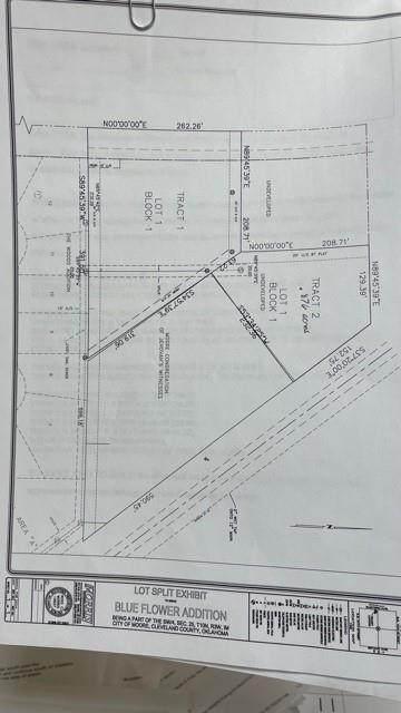 0000 S Broadway Avenue, Moore, OK 73160 (MLS #953757) :: Erhardt Group at Keller Williams Mulinix OKC