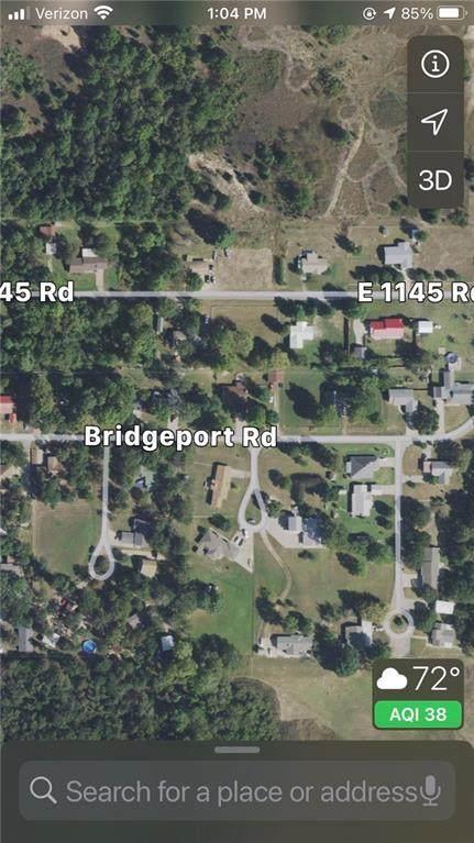 417412 E 1145 Road, Eufaula, OK 74432 (MLS #953901) :: Keller Williams Realty Elite